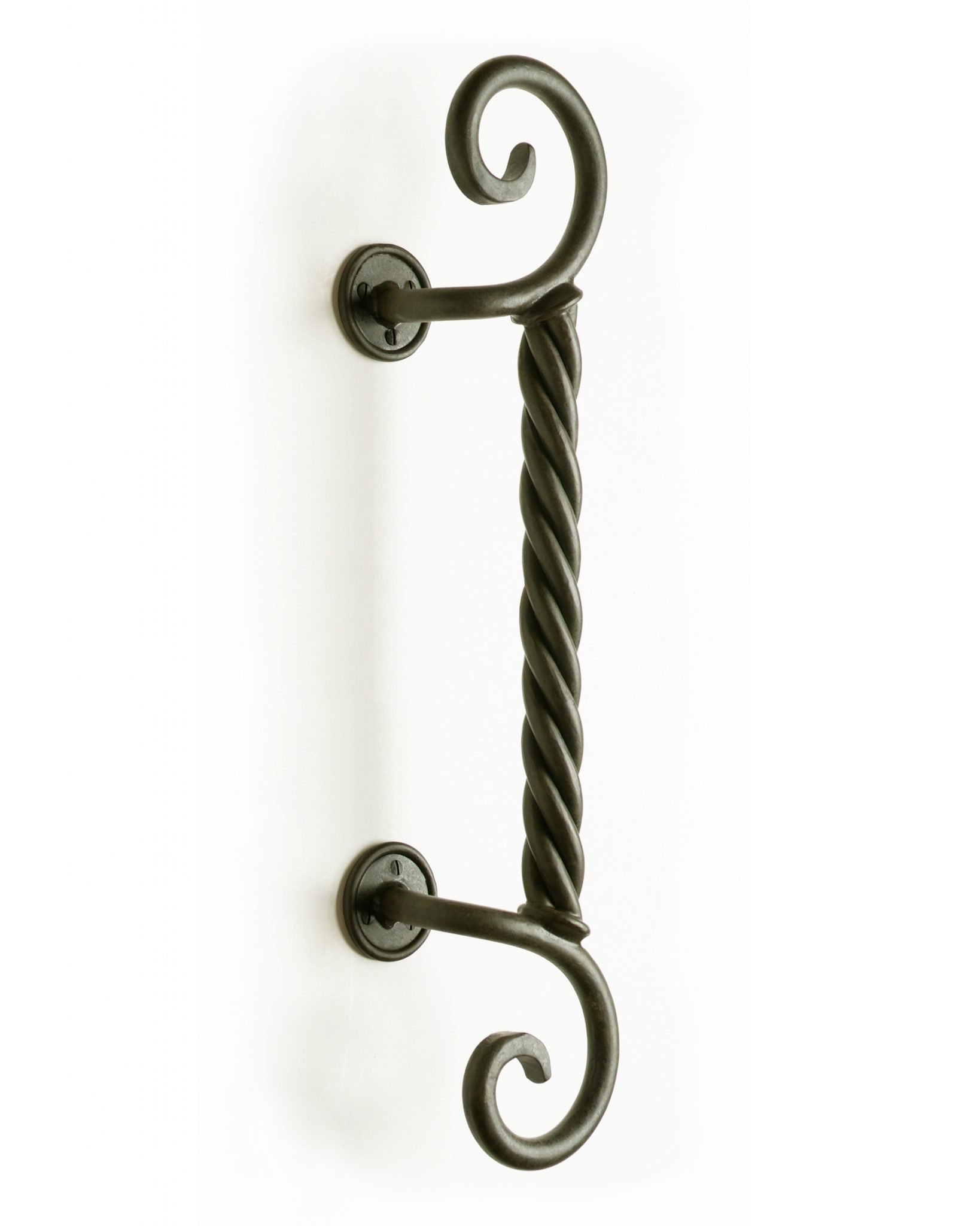 Apollo hand forged scrollwork, Nelson NZ