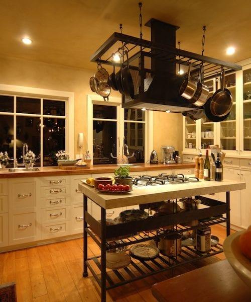 kitchen ironwork